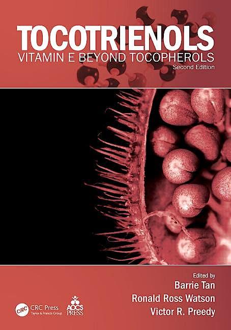 Portada del libro 9781439884416 Tocotrienols. Vitamin E beyond Tocopherols