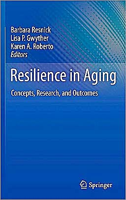 Portada del libro 9781441902313 Resilience in Aging. Concepts, Research, and Outcomes