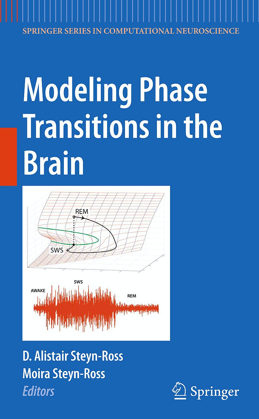 Portada del libro 9781441907950 Modeling Phase Transitions in the Brain