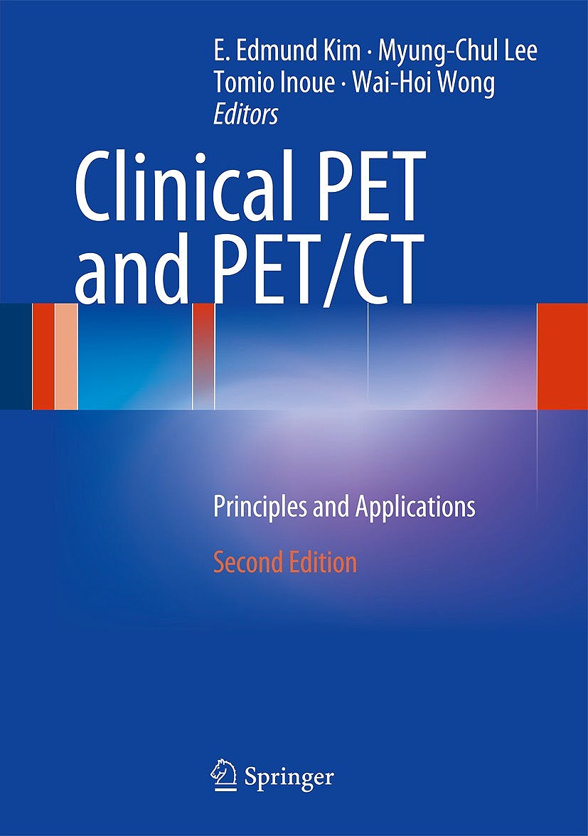 Portada del libro 9781441908018 Clinical Pet and Pet/ct. Principles and Applications