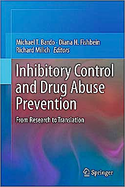 Portada del libro 9781441912671 Inhibitory Control and Drug Abuse Prevention. from Research to Translation