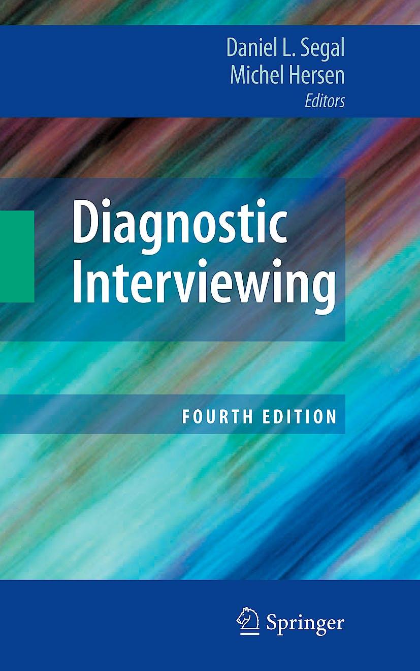 Portada del libro 9781441913197 Diagnostic Interviewing