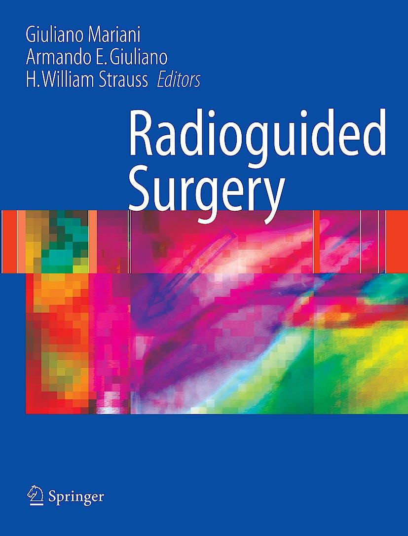 Portada del libro 9781441916181 Radioguided Surgery
