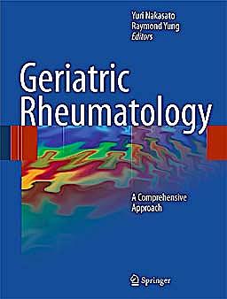Portada del libro 9781441957917 Geriatric Rheumatology. a Comprehensive Approach