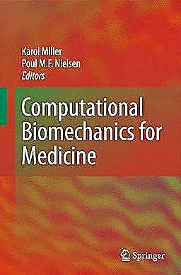 Portada del libro 9781441958730 Computational Biomechanics for Medicine