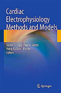 Portada del libro 9781441966575 Cardiac Electrophysiology Methods and Models