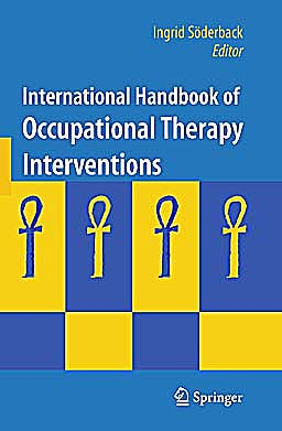 Portada del libro 9781441967398 International Handbook of Occupational Therapy Interventions