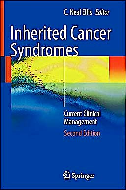Portada del libro 9781441968203 Inherited Cancer Syndromes. Current Clinical Management