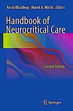 Portada del libro 9781441968418 Handbook of Neurocritical Care