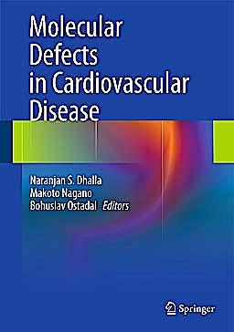 Portada del libro 9781441971296 Molecular Defects in Cardiovascular Disease