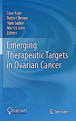 Portada del libro 9781441972156 Emerging Therapeutic Targets in Ovarian Cancer