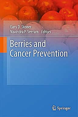 Portada del libro 9781441975539 Berries and Cancer Prevention