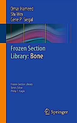 Portada del libro 9781441983756 Frozen Section Library, Vol. 7: Bone
