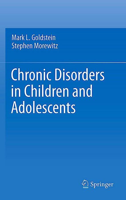 Portada del libro 9781441997630 Chronic Disorders in Children and Adolescents