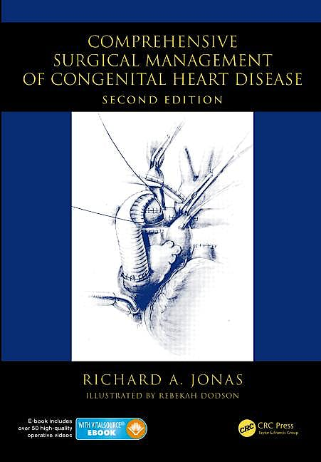 Portada del libro 9781444112153 Comprehensive Surgical Management of Congenital Heart Disease