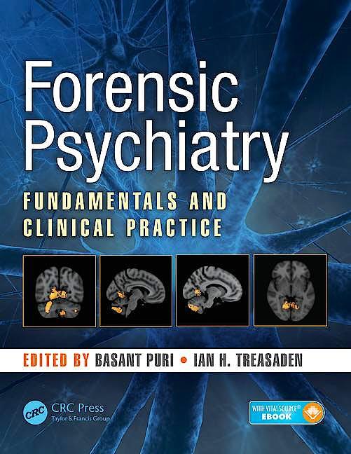 Portada del libro 9781444135213 Forensic Psychiatry. Fundamentals and Clinical Practice (Book + Ebook)