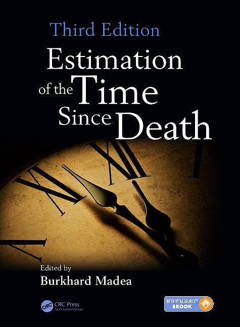 Portada del libro 9781444181760 Estimation of the Time Since Death (Book + E-Book)