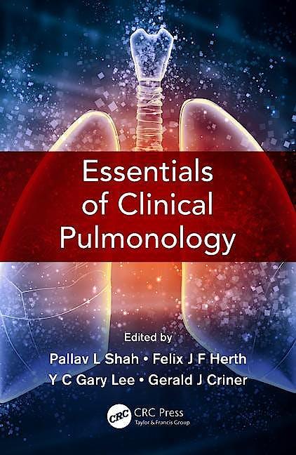 Portada del libro 9781444186468 Essentials of Clinical Pulmonology (Book + E-Book)