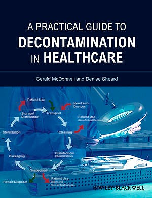 Portada del libro 9781444330137 A Practical Guide to Decontamination in Healthcare