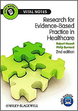 Portada del libro 9781444331127 Research for Evidence-Based Practice in Healthcare