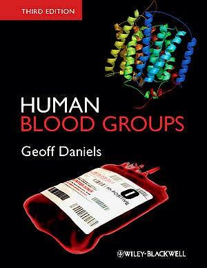 Portada del libro 9781444333244 Human Blood Groups