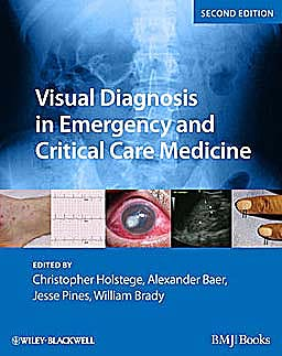 Portada del libro 9781444333473 Visual Diagnosis in Emergency and Critical Care Medicine