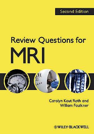 Portada del libro 9781444333909 Review Questions for Mri