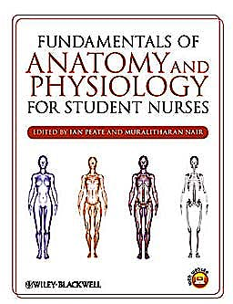 Portada del libro 9781444334432 Fundamentals of Anatomy and Physiology for Student Nurses