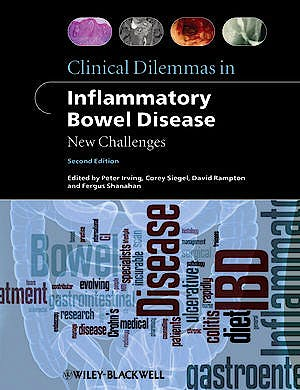 Portada del libro 9781444334548 Clinical Dilemmas in Inflammatory Bowel Disease. New Challenges