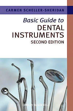 Portada del libro 9781444335323 Basic Guide to Dental Instruments