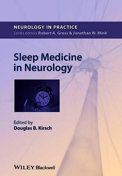 Portada del libro 9781444335514 Sleep Medicine in Neurology