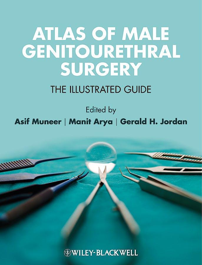 Portada del libro 9781444335569 Atlas of Male Genitourethral Surgery. the Illustrated Guide