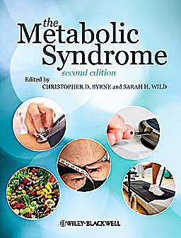 Portada del libro 9781444336580 The Metabolic Syndrome