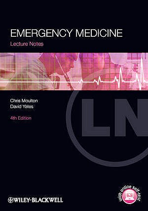 Portada del libro 9781444336665 Lecture Notes: Emergency Medicine