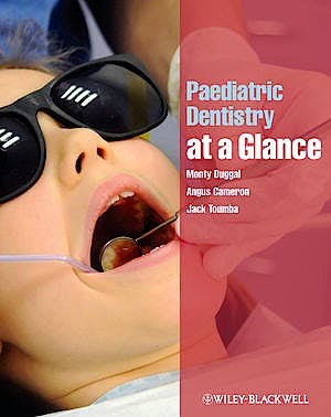 Portada del libro 9781444336764 Paediatric Dentistry at a Glance