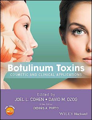 Portada del libro 9781444338256 Botulinum Toxins. Cosmetic and Clinical Applications