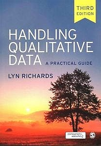 Portada del libro 9781446276068 Handling Qualitative Data. a Practical Guide