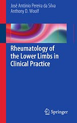 Portada del libro 9781447122524 Rheumatology of the Lower Limbs in Clinical Practice