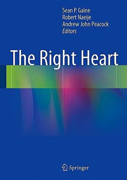 Portada del libro 9781447123972 The Right Heart