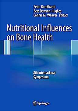 Portada del libro 9781447127680 Nutritional Influences on Bone Health - 8th International Symposium