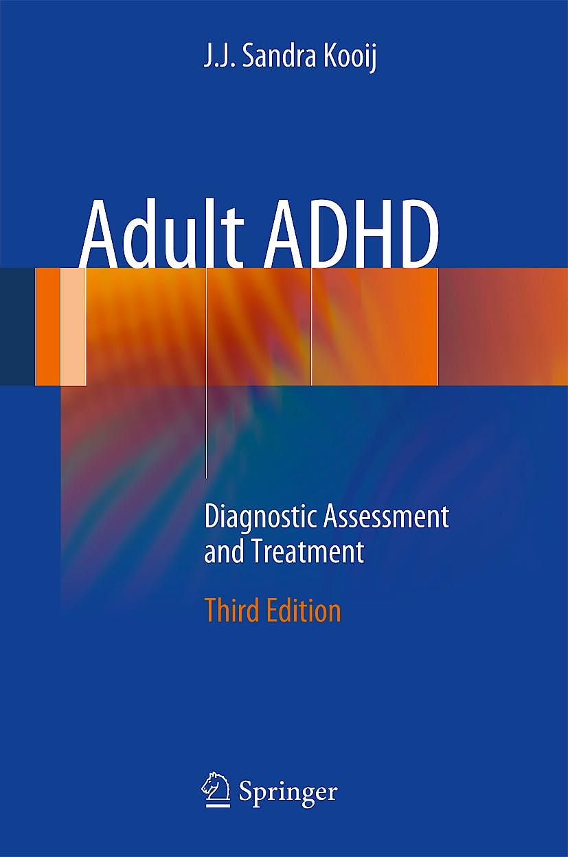 Portada del libro 9781447141372 Adult Adhd. Diagnostic Assessment and Treatment