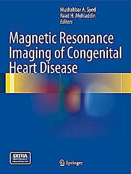 Portada del libro 9781447142669 Magnetic Resonance Imaging of Congenital Heart Disease