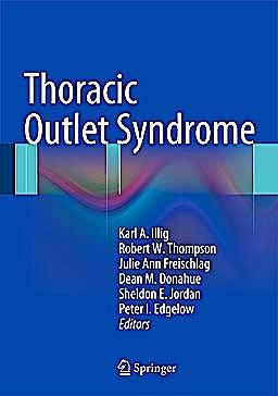 Portada del libro 9781447143659 Thoracic Outlet Syndrome