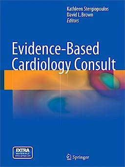 Portada del libro 9781447144403 Evidence-Based Cardiology Consult