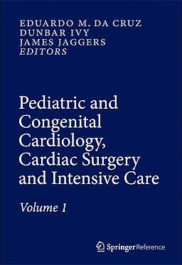 Portada del libro 9781447146209 Pediatric and Congenital Cardiology, Cardiac Surgery and Intensive Care, 6 Vols. + Online Access