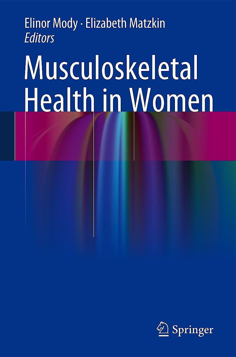 Portada del libro 9781447147114 Musculoskeletal Health in Women