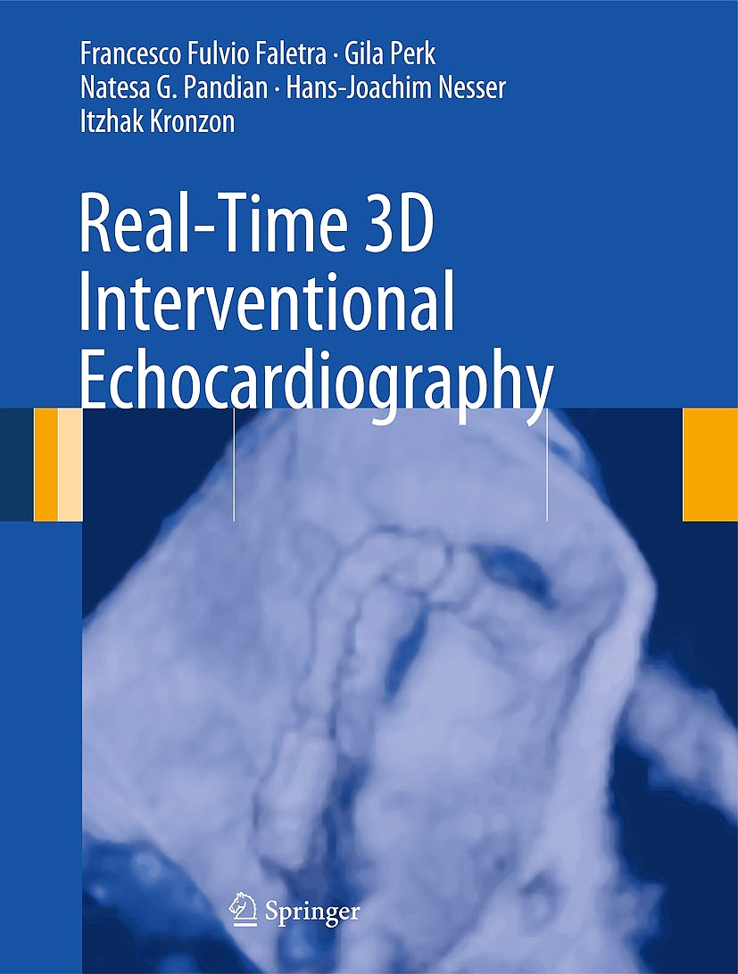 Portada del libro 9781447147442 Real-Time 3d Interventional Echocardiography