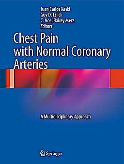 Portada del libro 9781447148371 Chest Pain with Normal Coronary Arteries