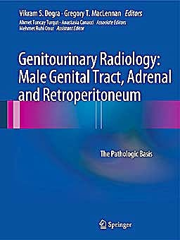 Portada del libro 9781447148982 Genitourinary Radiology: Male Genital Tract, Adrenal and Retroperitoneum. the Pathologic Basis (Genitourinary Radiology: The Pathologic Basis)