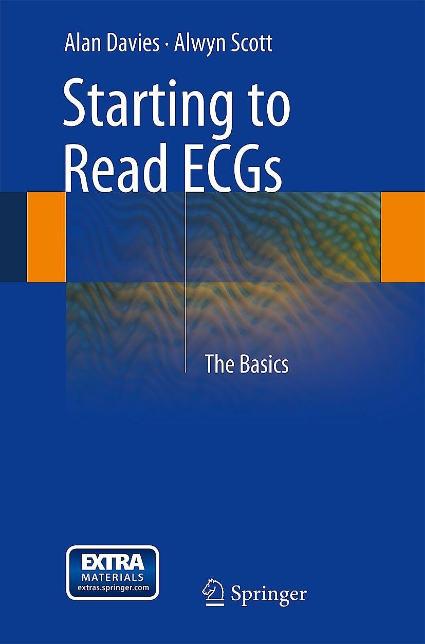 Portada del libro 9781447149613 Starting to Read Ecgs. the Basics